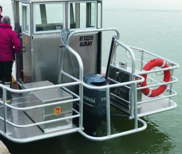 bateau culture des moules