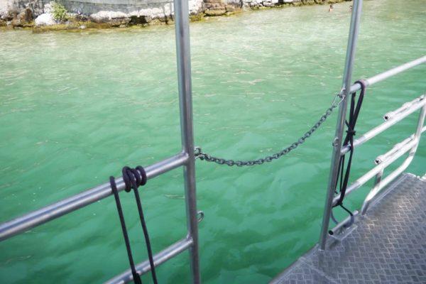 bateau aluminium pour plongee