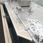 bateau aluminium remorqueur