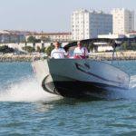 bateau coque aluminium
