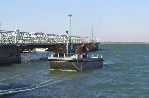 bateau aluminium soudure port