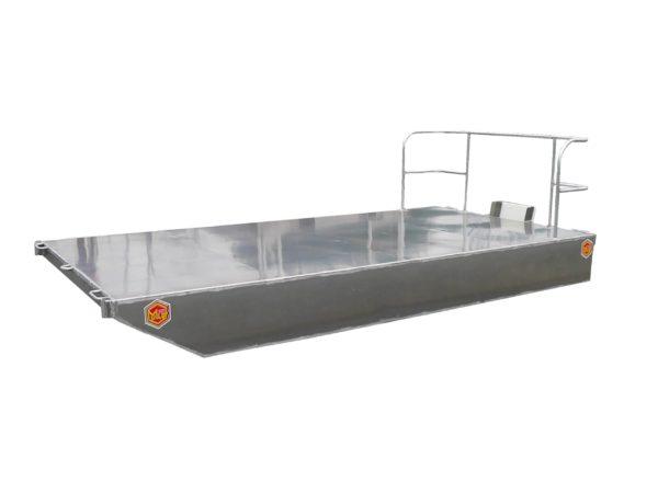 bateau pour claire ostreicole