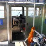 cabine bateau de plongee